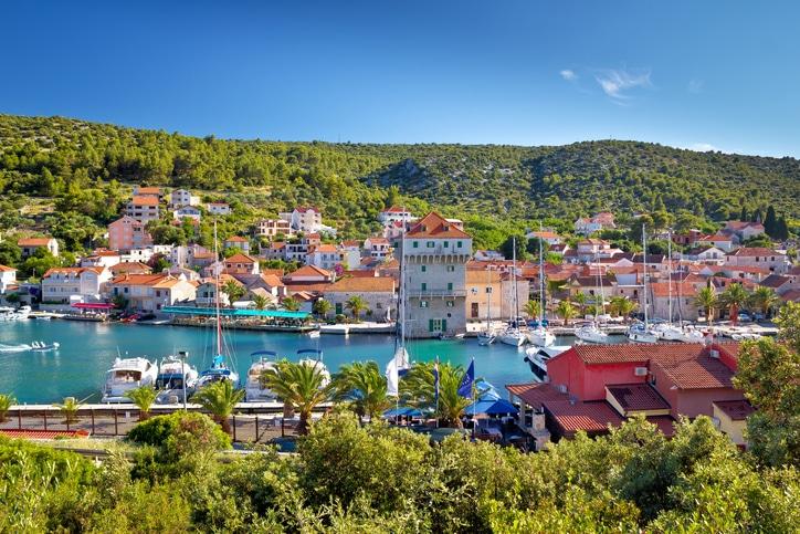 Ciovo, Trogir, Kroatien