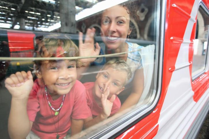 Deutsche Bahn Familie
