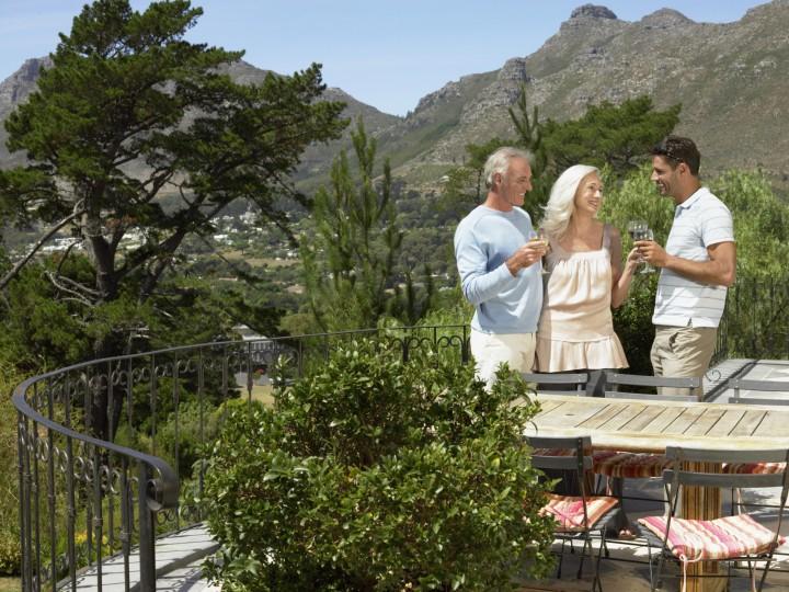 Ein freundlicher und warmherziger Empfang bleibt Ferienhaus-Gästen lange in Erinnerung.