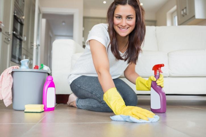 Ferienhausmieter erwarten heutzutage das gleiche Maß an Sauberkeit und Hygiene wie in einem Hotel.