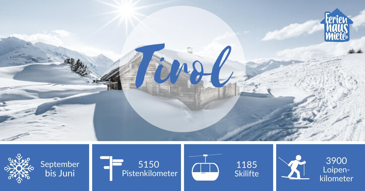 Weihnachtsurlaub in Tirol