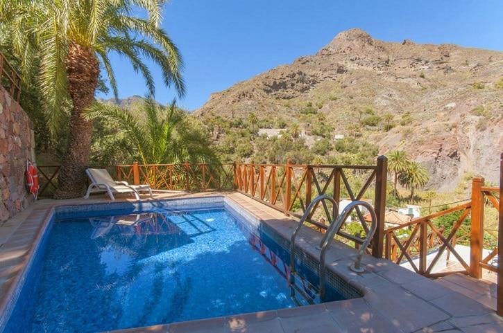 Finca mit Pool auf Gran Canaria