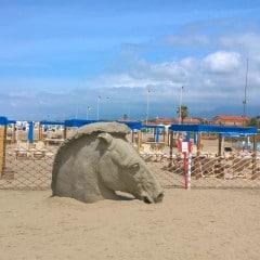 Versilia Strand