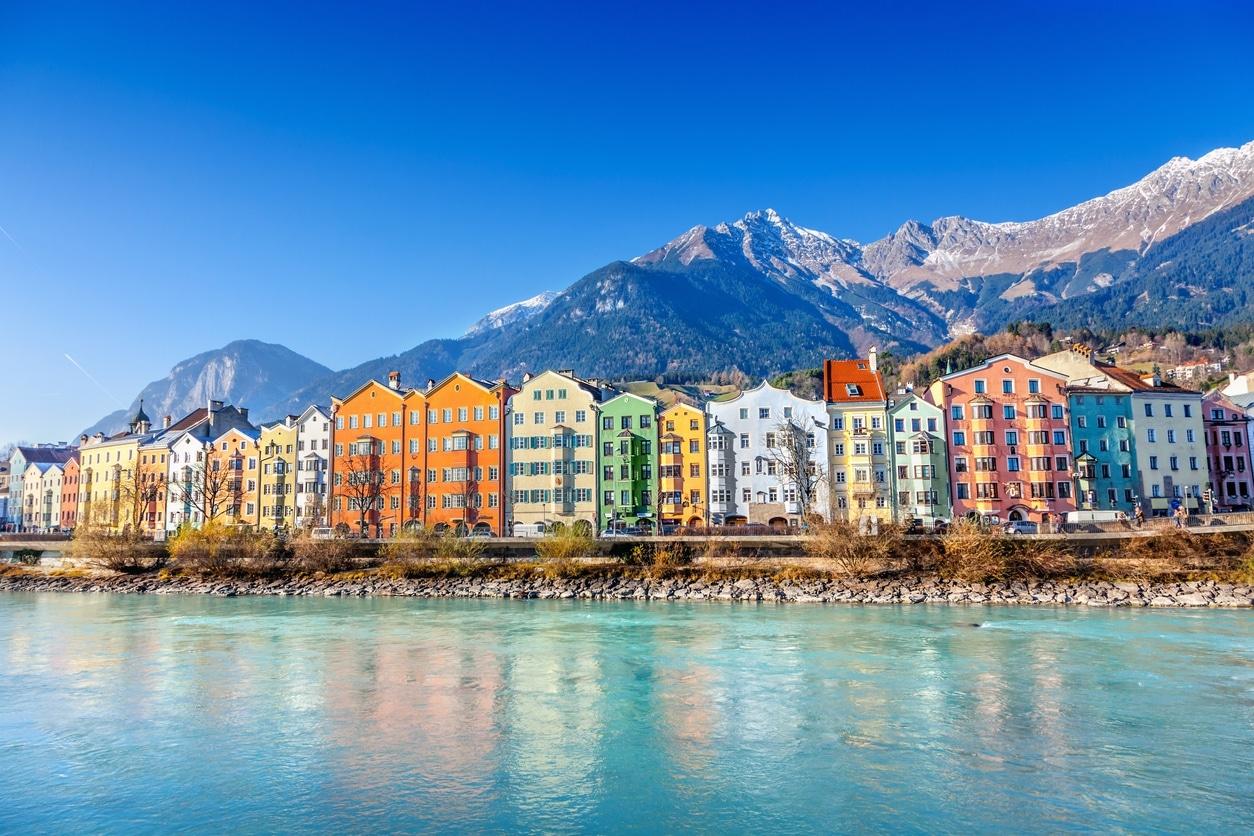 Stadtpanorama Innsbruck