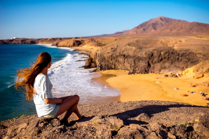 Papagayo Beach auf Lanzarote