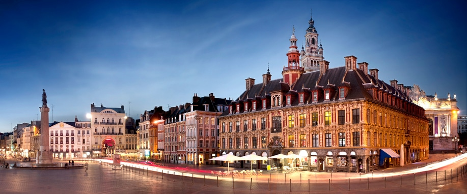 Grande Place Lille
