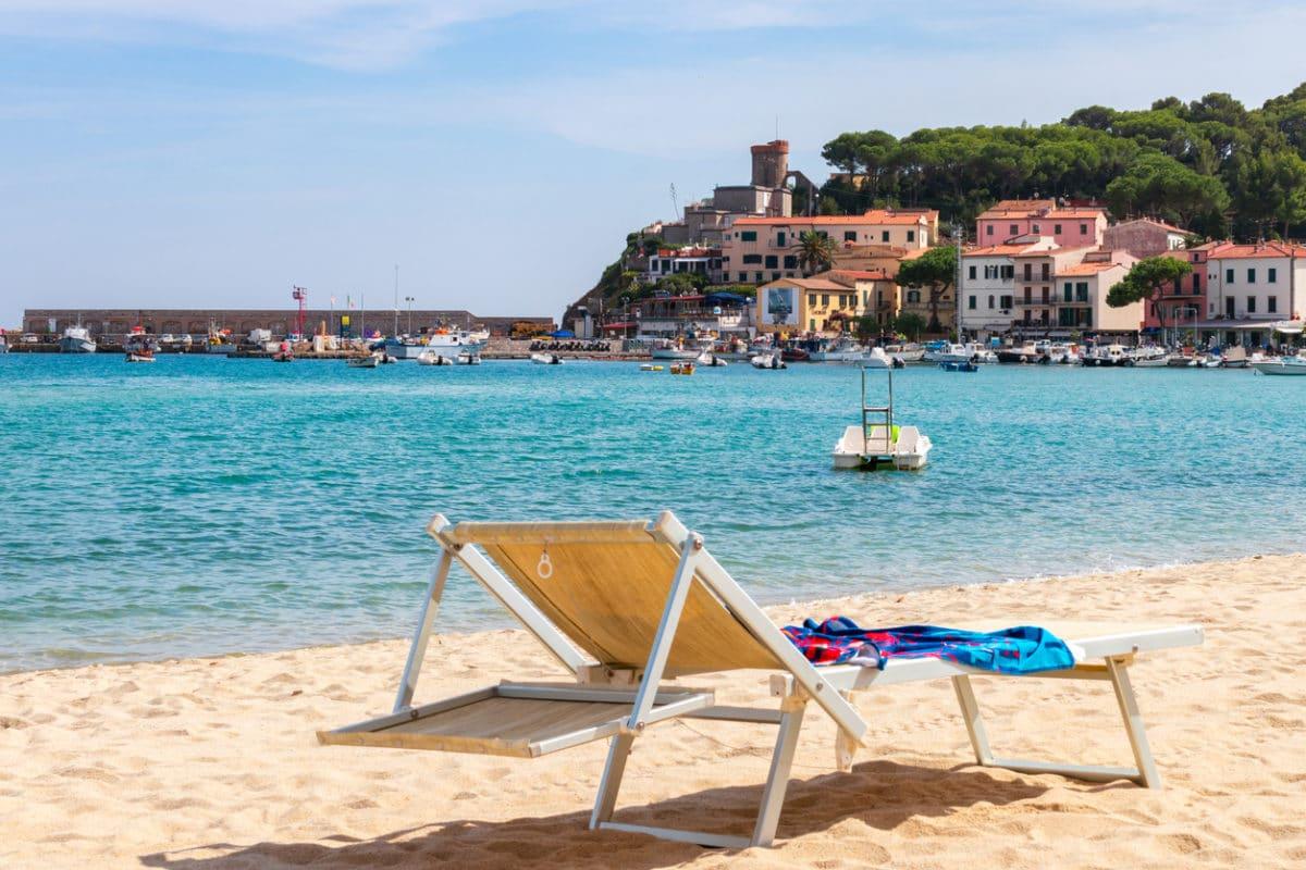 Toskana Strand Karte.Die Schonsten Strande Der Toskana Freiheit Frei Haus