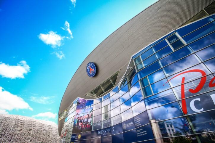 Prinzenparkstadion in Paris.