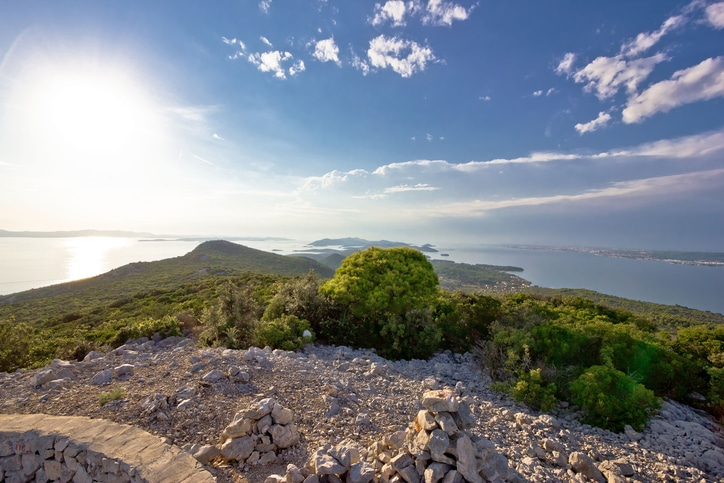 Insel Pasman, Dalmatia, Croatia