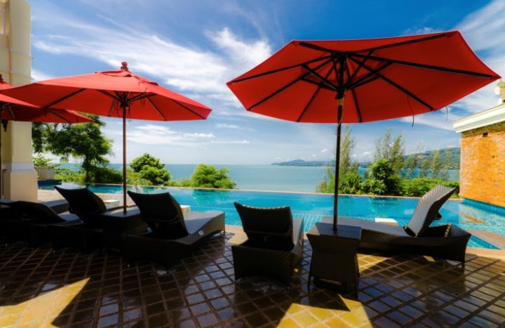 Durchschnittstemperaturen von 32,5 Grad im Winter machen Ko Phuket zu einem perfekten Urlaubsziel für Frostbeulen.