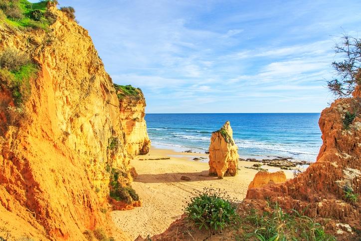 Praia do Camilo Algarve