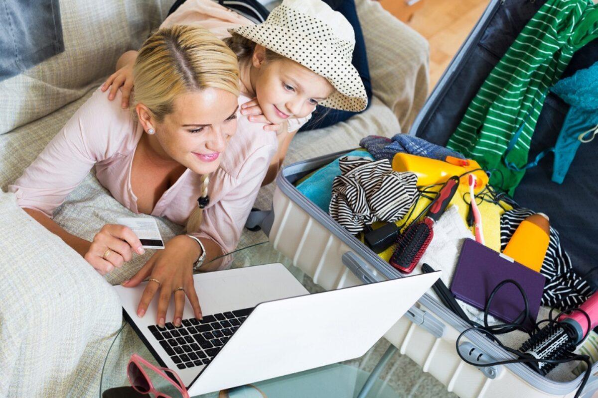 Ferienwohnung mieten und auf kostenfreie Kinderangebote achten