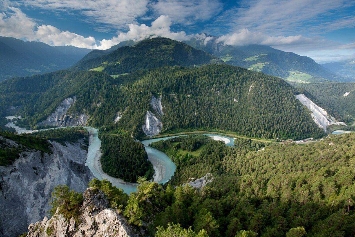 Ferienwohnung Graubünden