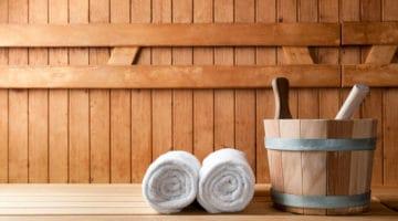Ferienhäuser mit Sauna - Urlaub im Wellness-Paradies