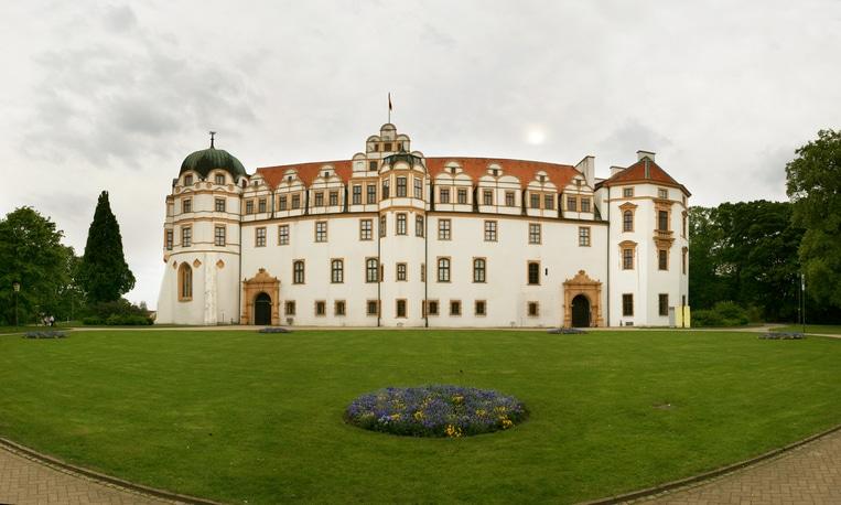Schloss Celle Lüneburger Heide