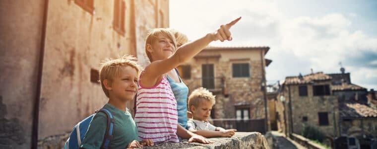 Spartipps für den Familienurlaub