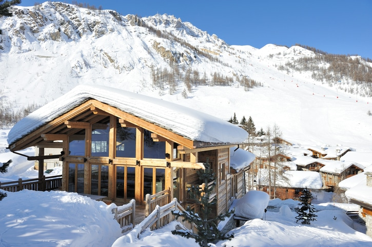 Chalet in Val-d'Isere