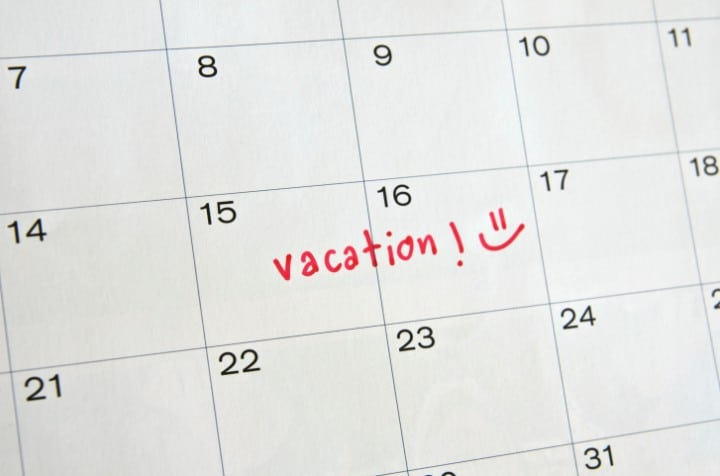 Wer sich an den entsprechenden Brückentagen freinimmt, kann sich einen zusätzlichen Ferienhaus-Urlaub gönnen.