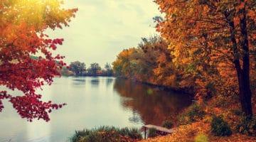 Herbstferien in der Natur - die schönsten Wanderwege Deutschlands