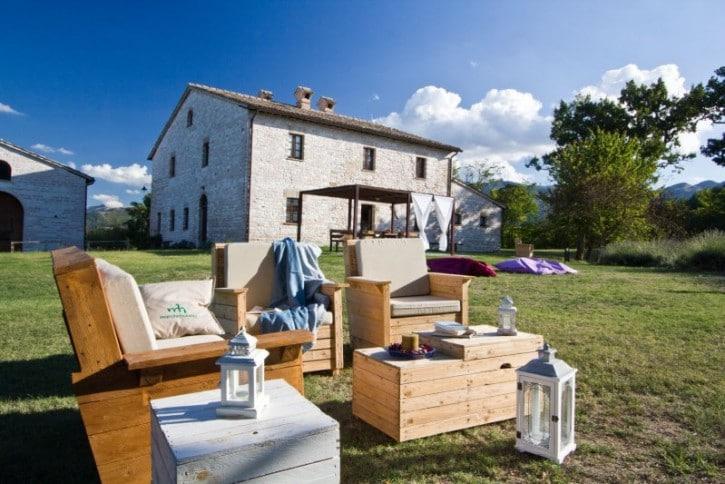 Bauernhaus Cagli Marken Italien