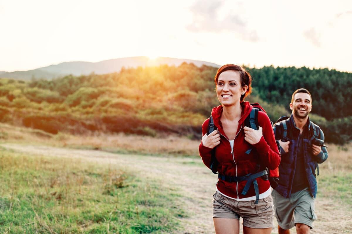 Wie wäre es mit einer Wanderung entlang des Malerwegs im Elbsandsteingebirge?