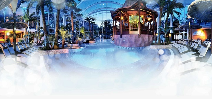 Die Eurotherme in Bad Schallerbach ist Gesamtsieger bei der Wahl zur schönsten Therme 2015 in Österreich