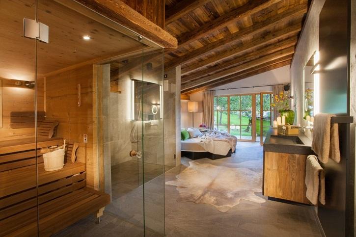 ferienh user mit sauna urlaub im wellness paradies freiheit frei haus. Black Bedroom Furniture Sets. Home Design Ideas