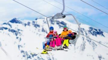 Mit Familie auf die Piste – Mikro-Skigebiet oder Ski-Zirkus?