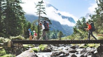 Die schönsten Bergwanderungen mit Kindern