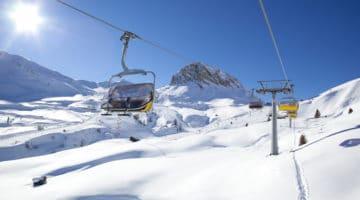 Die schönsten Skigebiete Südtirols