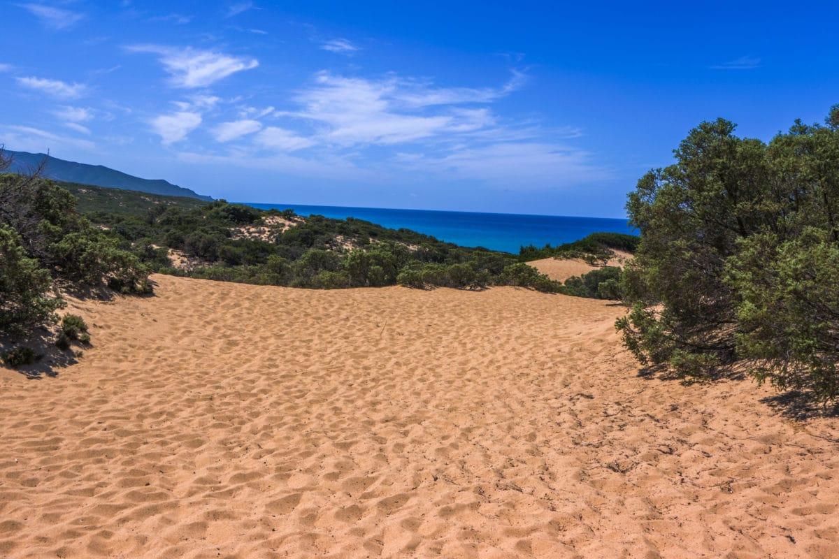 Costa Verde - Sardinien