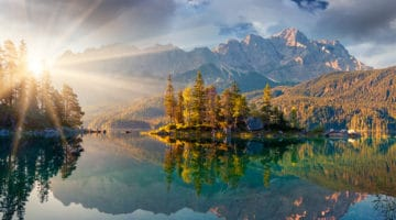 Die 10 schönsten Bergseen der Alpen