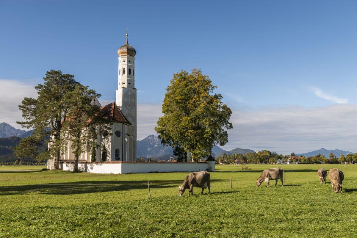 f847c641f71fc7 Beim Viehscheid im September und dem traditionellen Colomansfest im Oktober  zeigt sich der Herbst im Allgäu von seiner schönsten Seite. Die Luft ist ...