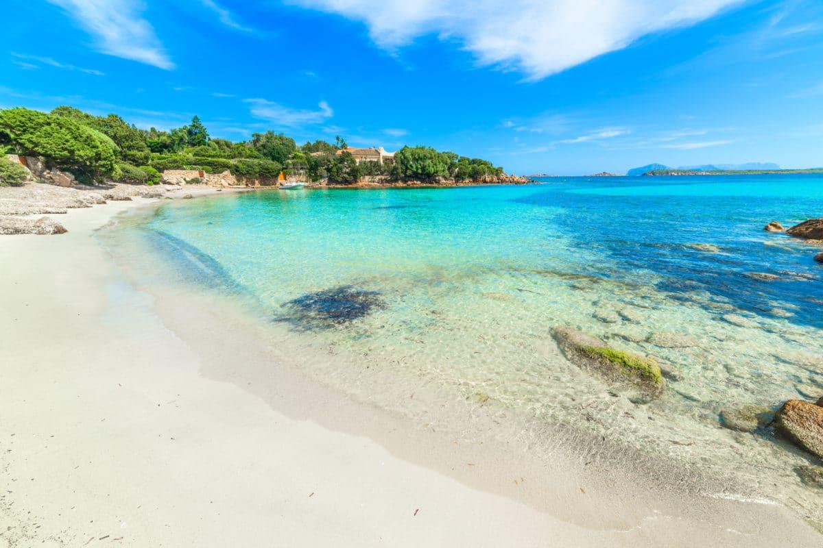 Spiaggia del Principe - Sardinien