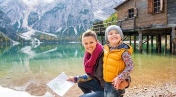 Tirol: Tolle Erlebnisse mit Kindern