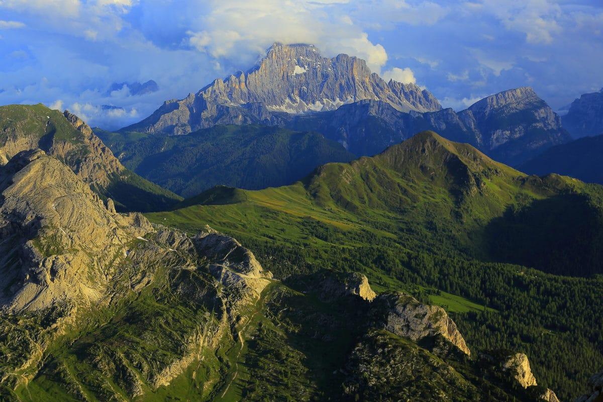 Civetta, Dolomiten