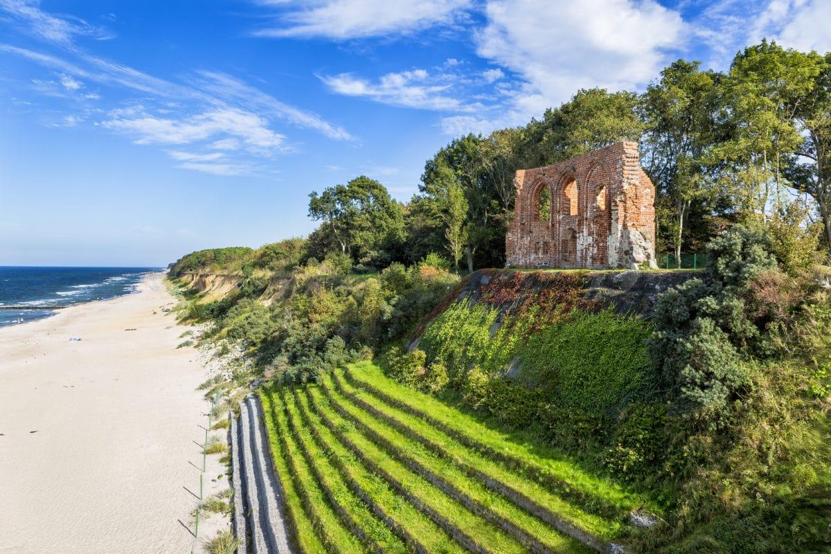 Die 6 Schonsten Urlaubsorte An Der Polnischen Ostsee Freiheit Frei