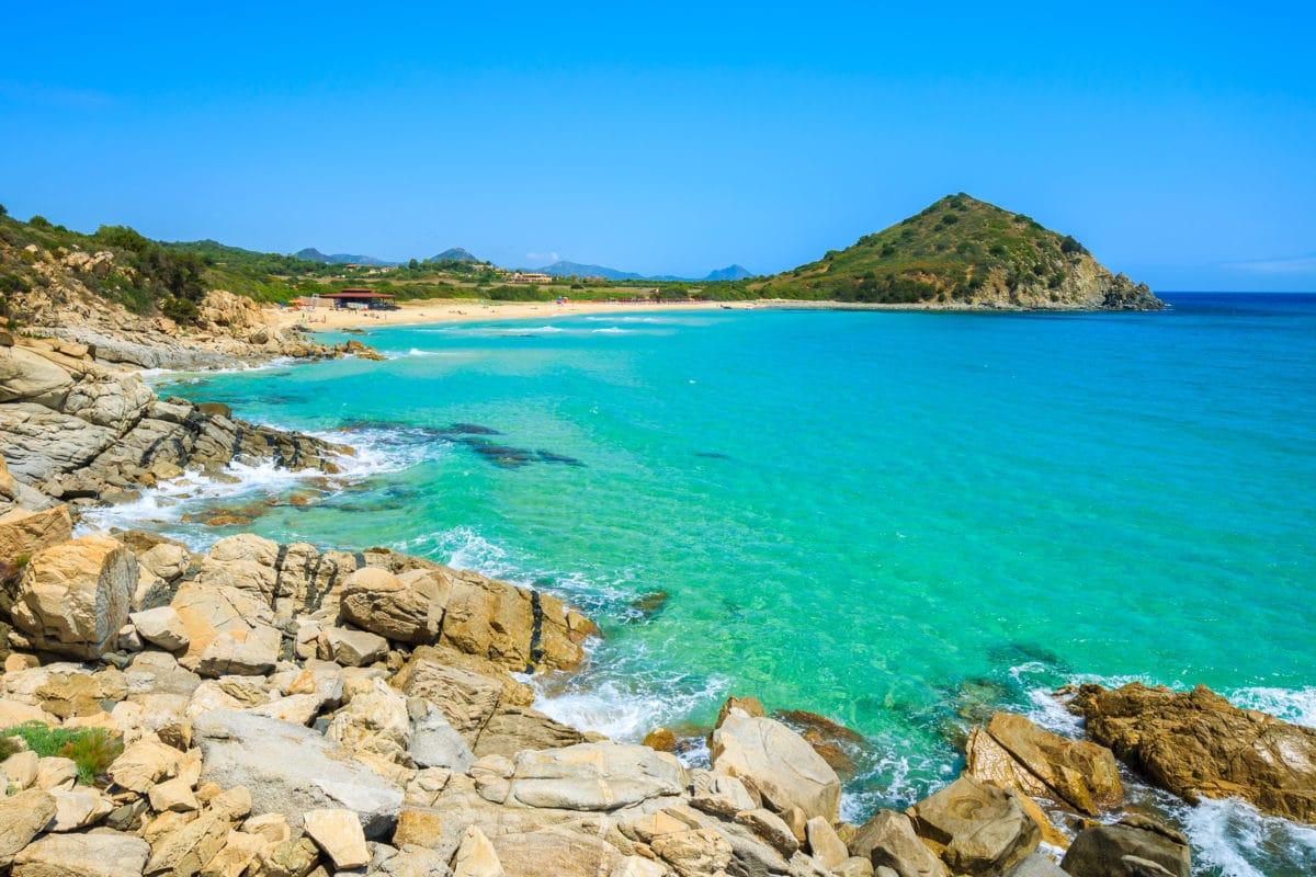 Costa Rei - Sardinien