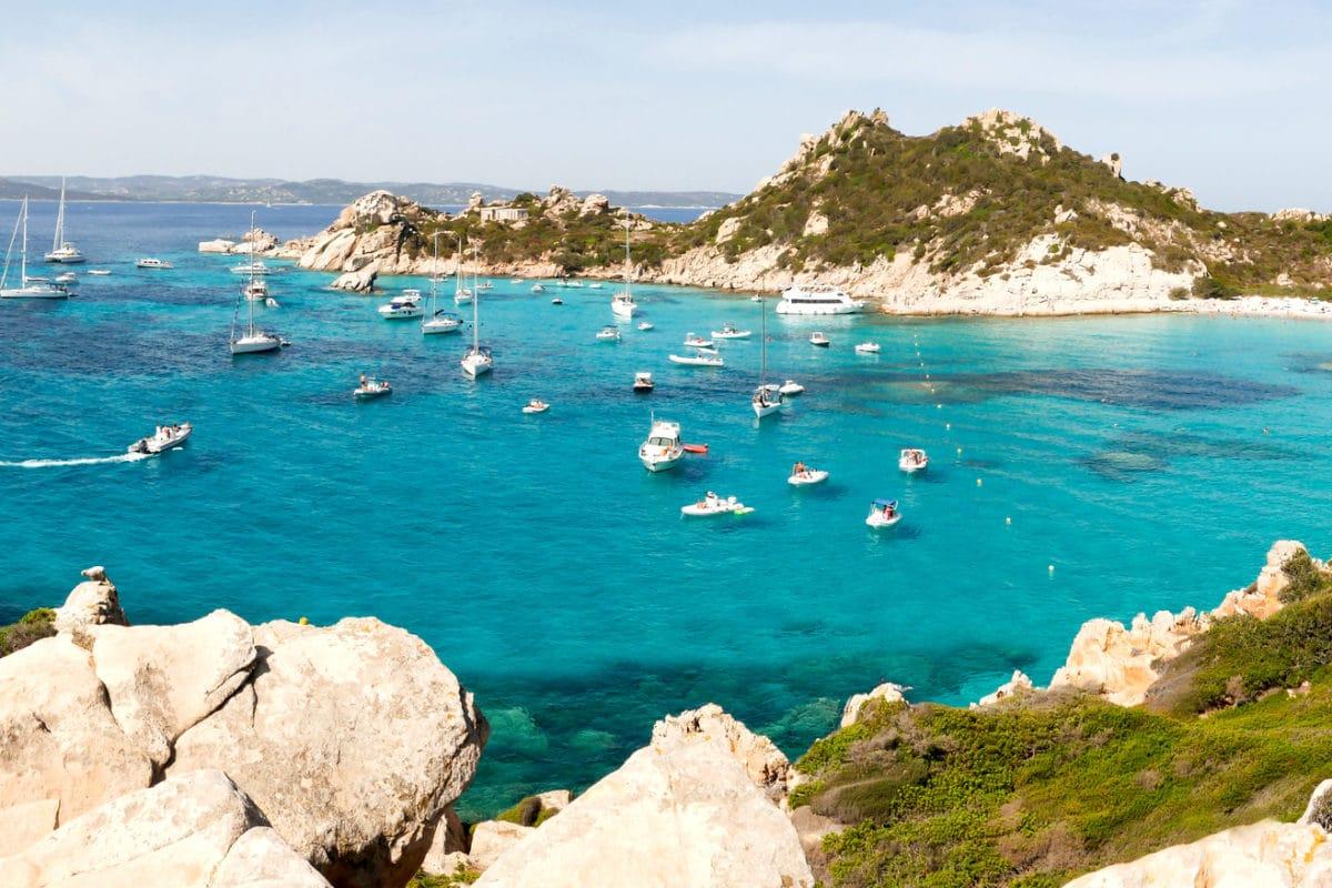 Insel Spargi - Sardinien