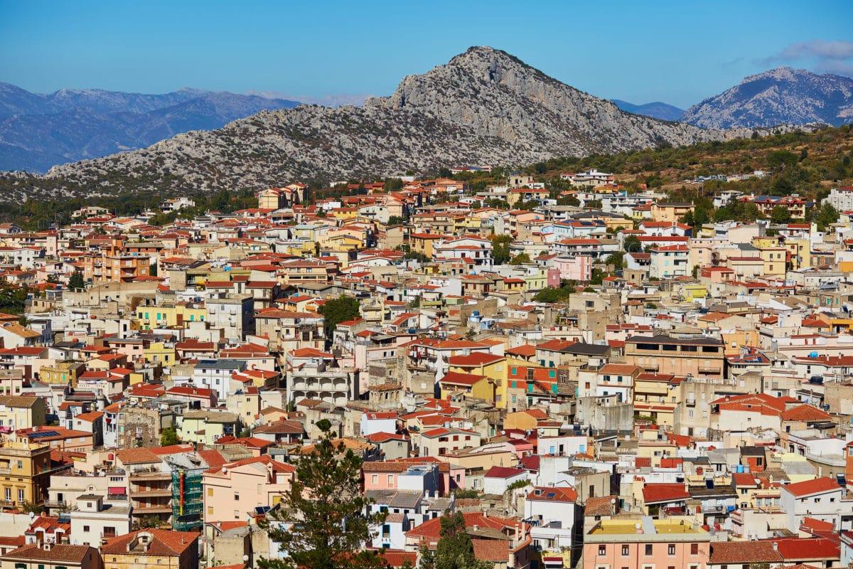Dorgali - Sardinien