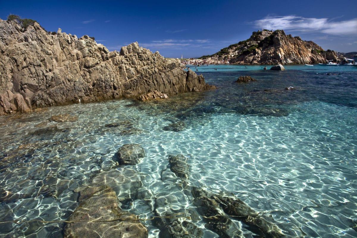 La Maddalena - Sardinien