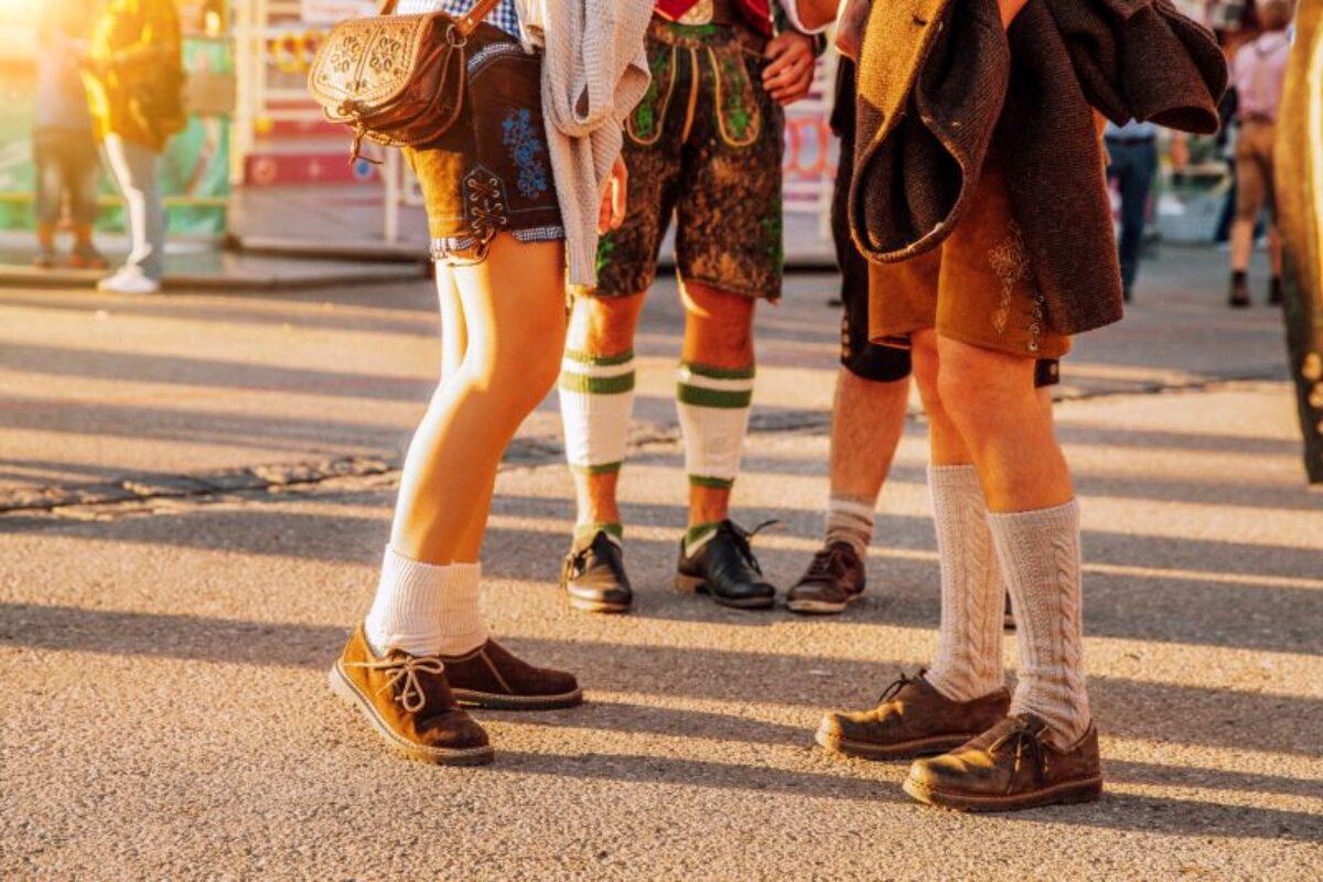 Das Münchener Oktoberfest lockt viele Besucher an
