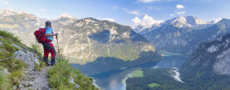 Wunderbare Alpenwelt im Berchtesgadener Land