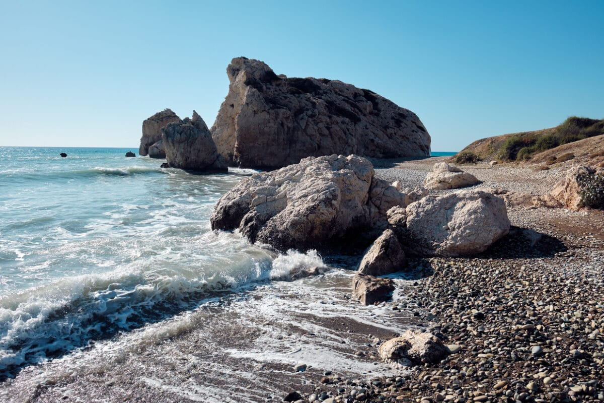 Meeresrauschen auf Zypern