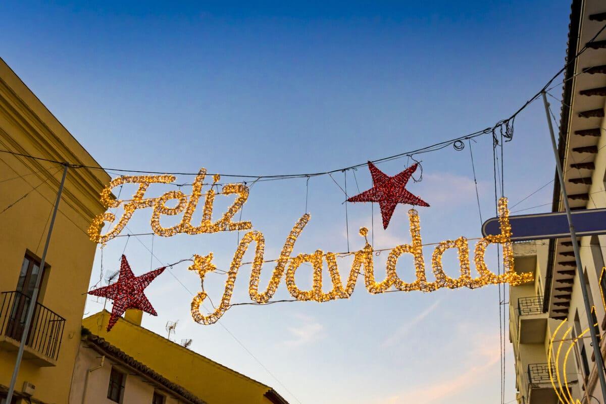 Weihnachtsurlaub in Andalusien