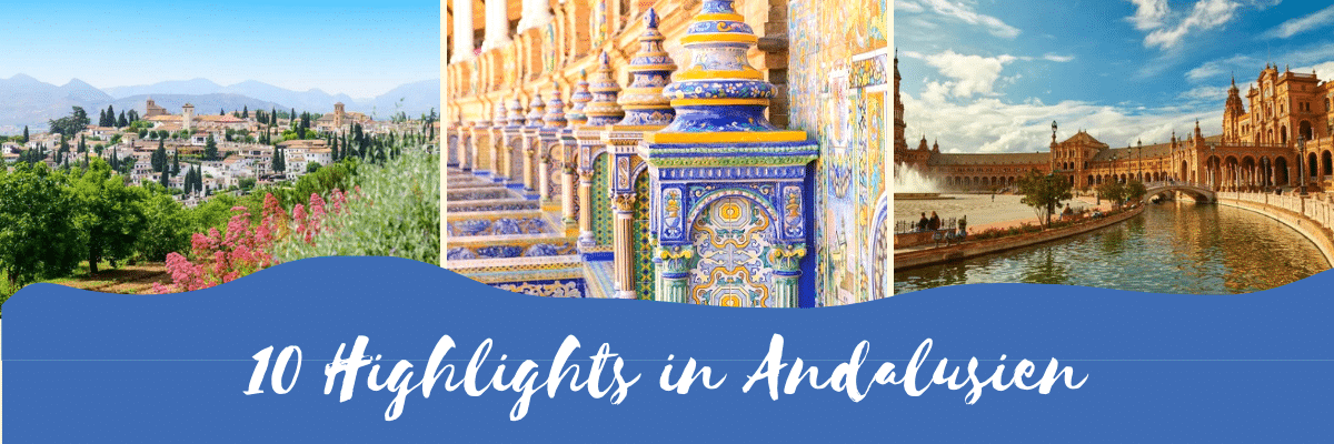 Highlights Andalusien im Herbst