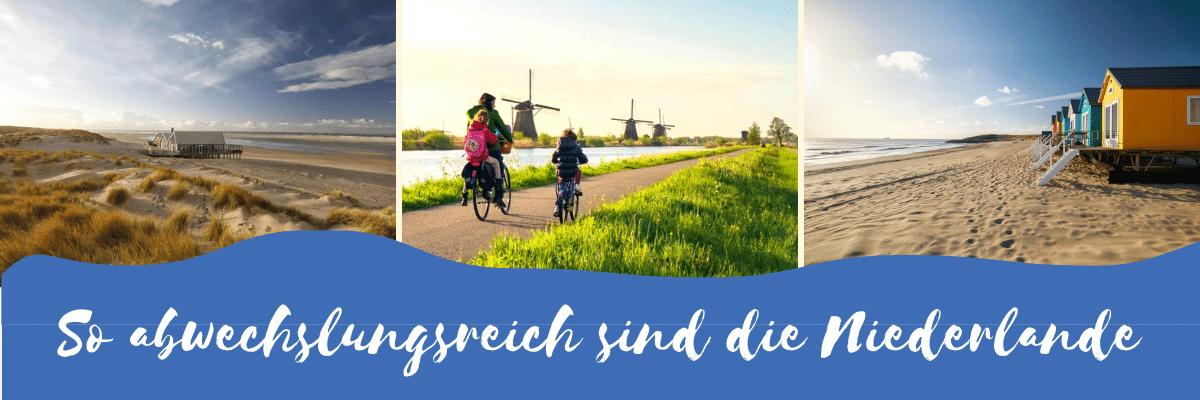 Niederlande Urlaub im Herbst