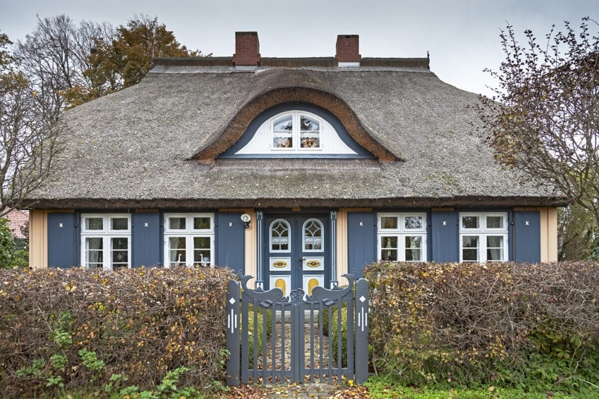 Reetdachhaus Ahrenshoop