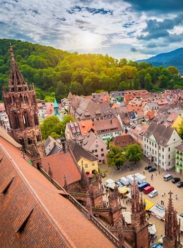 Freiburg & Umland